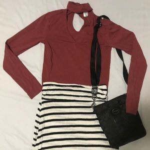 Dresses & Skirts - Jail bird maxi skirt